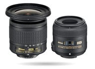 Nikon 13534 Landscape & Macro 2 Lens Kit Duo Lens Kit with Nikon Online Classes Included