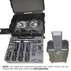 MyMix Demo10 Case for 8 MyMix Units, 1 IEX-16 and 1 Power8 DEMO10CASE