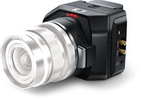 Blackmagic Design Micro Studio Camera 4K [RESTOCK ITEM] Compact 4K Studio Camera Body