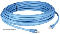 Liberty AV Solutions PPC6ABS050GY  50 ft, Grey LAN 6A Plenum Patch Cable