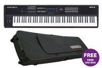 Kurzweil SP5-8 [RESTOCK MODEL] 88-Key Hammer Action Keyboard with FREE KB88 Gig Bag SP5-8-B2-PROMO-RST-1