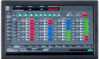 FOR-A Corporation HVS-2000-MTD  External display Screen for Midas Touch GUI Application