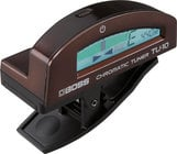 Boss TU10-BROWN Clip-On Chromatic Tuner in Brown