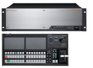 Roland System Group V-1200HD-SYS Video Switcher, V-1200HD and V-1200HDR. System Package