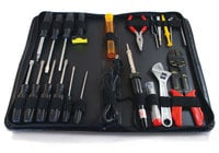 Cables To Go 20-Piece Computer Tool Kit for Maintenance and Upgrades 04591