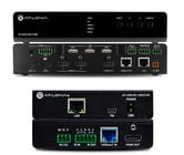 Atlona Technologies AT-UHD-SW-510W-KIT AT-UHD-SW-510W Switcher + AT-UHD-EX-100CE-RX-PSE Receiver AT-UHD-SW-510W-KIT