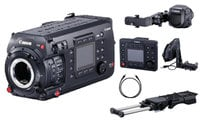 Canon EOS C700 GS PL Camcorder Production Bundle