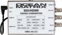 OCEAN MATRIX OMX-3G-CC  3G SDI-HDMI Multiformat Cross Converter  OMX-3G-CC