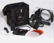 F8-D 100 Single Head ENG F8-100 Daylight Single Head ENG Kit with V-Mount Battery Adapter and Case