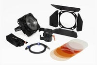 Zylight F8-200 Daylight Single Head ENG Kit 200W 5600K LED Fresnel with V-Mount Adapter
