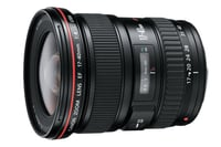 EF 17-40mm f/4L USM Wide Lens