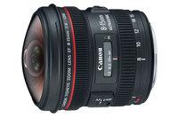 Canon 4427B002 EF 8-15mm f/4L Fisheye USM Lens