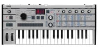Korg microKORG PT 37-Key Synthesizer, Limited Edition Platinum