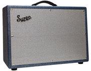 Supro 1650RT Royal Reverb [DISPLAY MODEL] 35/45/60W 2x10 Reverb Tremolo Amp