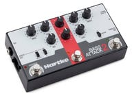 Hartke BASS-ATTACK-2 Bass Attack 2 Bass Preamp/Direct Box with Overdrive