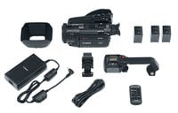 Canon XF400-BATTERY-KIT  XF400 Camcorder Kit with 3 Batteries