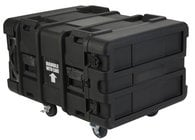 "SKB Cases 3SKB-R906U24 [DISPLAY MODEL] 24"" Deep 6RU Roto Shock Rack"