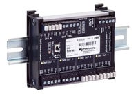 Pathway Connectivity P1002 1002 Opto-Splitter 4-Way eDIN Opto-Splitter with DIN Rail