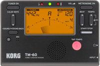 Korg TM-60  Combo Tuner/Metronome  TM-60