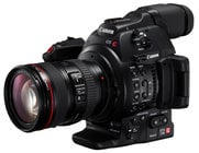 Canon EOS-C100MKII-17-55U EOS C100 MkII with 17-55mm f/2.8 IS USM lens