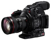 Canon EOS-C100MKII-24-105U EOS C100 MkII with 24-105mm f/4L IS II USM lens