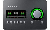Universal Audio Arrow Thunderbolt 3-Powered Audio Interface  for Mac and Windows