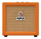 Orange Amplification Crush Mini 3 Watt Battery Amp with Tuner, Volume, Shape, Gain Control