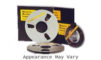 "Magnetic Reference Lab 41J226 1"" Multifrequency Calibration Alignment Tape for Open Reel Applications (15""/s, 250 nWb/M)"