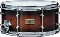 Tama LKP1465KPB  S.L.P. Dynamic Kapur Snare Drum, Black Kapur Burst LKP1465KPB