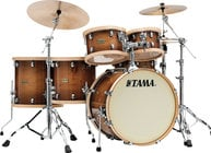 Tama LMP52RTLS S.L.P. Studio Maple 5-piece Shell Pack with Gloss Sienna Finish