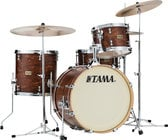 Tama LSP30CS Satin Wild Spruce S.L.P. Fat Spruce 3-piece Shell Pack LSP30CSTWS
