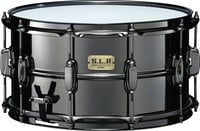 "Tama LST158  S.L.P. Big Black Steel Limited Edition 8""x15"" snare drum  LST158"