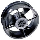 "Middle Atlantic Products FAN10 10"" Fan 550-CFM 46dBA w/Cord/Hardware"