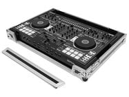 Odyssey FZDJ808 Flight Zone DJ Controller Case for Roland DJ-808 and Denon MC7000