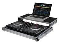 Odyssey FRGSNS6II Flight Ready Glide Style DJ Controller Case for Numark NS6II