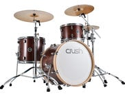 Crush SBR326 [RESTOCK ITEM] Sublime Birch 3 Piece Shell Pack with 22x16  Bass Drum