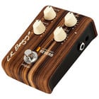 Reverb Pedal for Acoustic Instruments