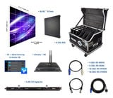 Blizzard R3-86 8x6 - IRiS R3 Video Wall Package with Processor & Rigging