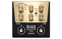 Positive Grid BIAS-DISTORTION-TWIN BIAS Distortion Twin Tone Match Distortion Pedal (2 Button)