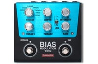 Positive Grid BIAS Modulation Twin Tone Match Modulation Pedal (2 Button)