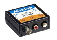 MuxLab 500001 Stereo Audio - Video Balun