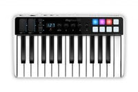 IK Multimedia iRig Keys I/O 25 25-Key Keyboard Controller for Mac, PC and iOS