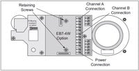 Clear-Com EB7-4W [RESTOCK ITEM] 4 Wire Adapter Board for KB and HB-Series Products