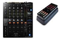 Pioneer DJM750-MK2 4ch DJ Mixer Bundle With Xone K1 and Case