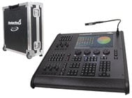 High End Systems HEDGEHOG4-II-K HedgeHog 4 Lighting Console with Free Road Case