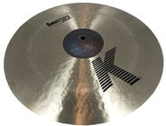 "17"" K Zildjian Sweet Crash Cymbal"