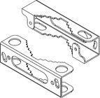 Lab Gruppen 990692001 LUCIA Polemount Kit for LUCIA Amplifier
