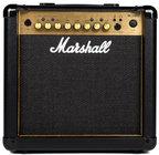 "Marshall Amplification M-MG15GR-U Guitar Amp, 15W 1x8"" Combo Amplifer"