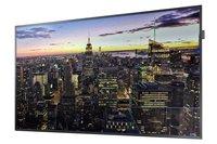 "Samsung QM55H  55"" Edge-Lit 4K UHD LED Display for Business"