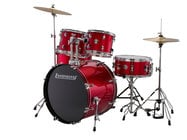 Ludwig Drums LC1751 Accent Drive 5 Peice Drum Kit